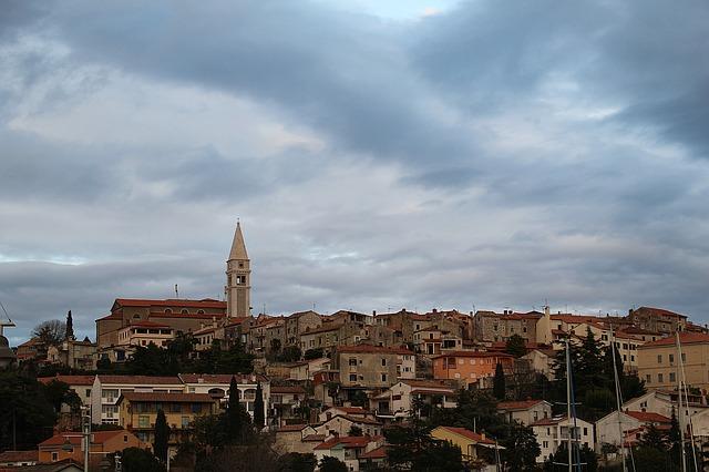 krása starého města