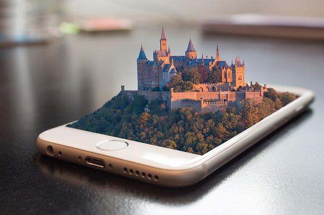 svět v mobilu