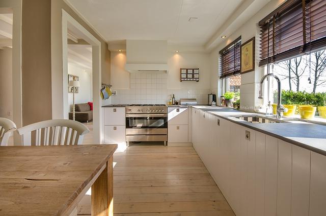kuchyň do