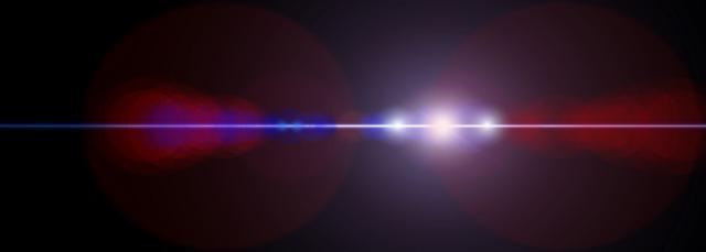 světelná reflexe