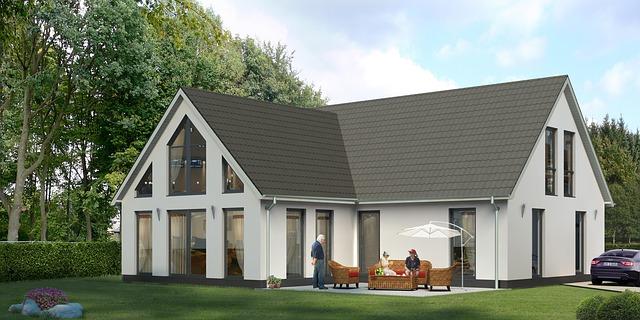 Návrh typizovaného domu
