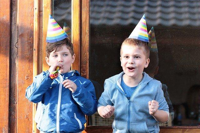 dětská narozeninová oslava